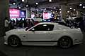 Shelby GT350 vista laterale
